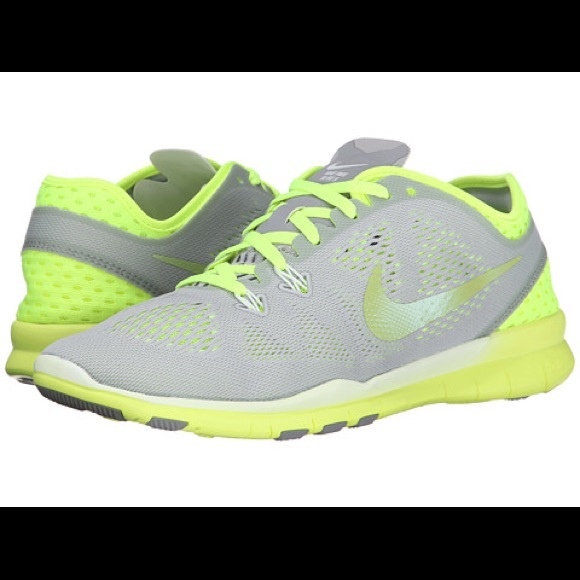 the best attitude b64fd b2412 Nike | Free Run TR Fit 5 Neon Chartreuse Sneakers